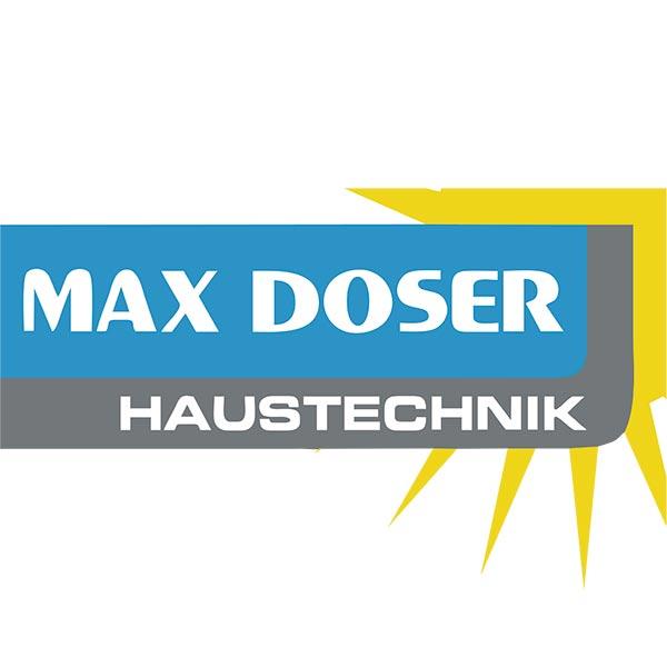 logo von max doser