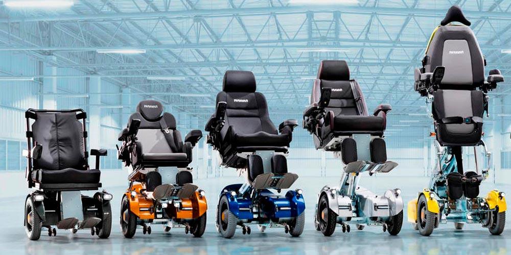 ansicht von MEYRA Rollstuhltechnik